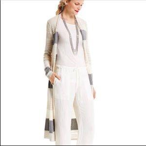 CAbi Sweaters - CAbi Vineyard Sweater Long Cardigan